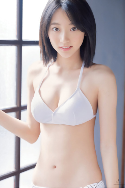 Rena Takeda 武田玲奈, Shonen Magazine 2019 No.01 (週刊少年マガジン 2019年01号)
