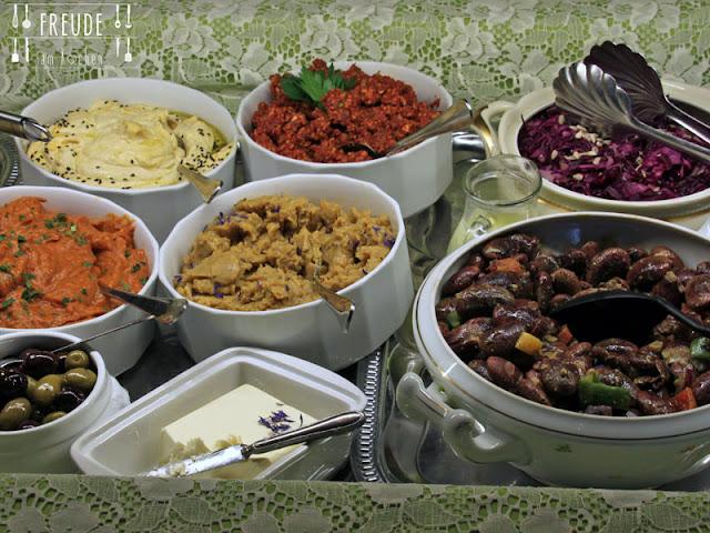 Veganer Brunch - Harvest Bistro - Wien - vegan