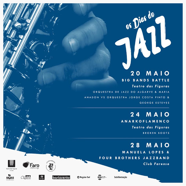 "3.º Festival ""Os Dias do Jazz"" arranca amanhã!"