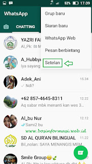 Cara Membuat Status Whatsapp Lama