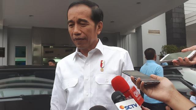Soal Pidato 'Berantem', Jokowi: Jangan Dibaca Hanya Sepotong Saja