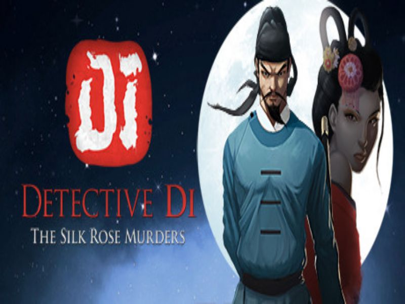 Download Detective Di The Silk Rose Murders Game PC Free on Windows 7,8,10