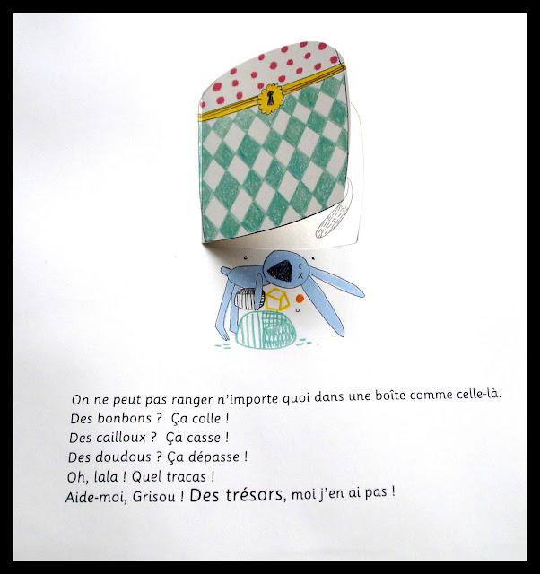 """illustration """"Ma boîte à petits bonheurs"""""""