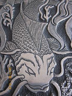 Lowbrow Customs Blog O Rama Custom Engraved Lowbrow Cast