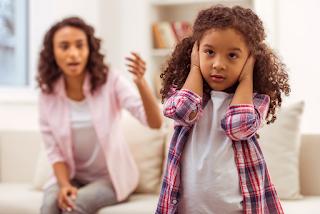 طريقة العقاب المثلى للطفل دون ضربه
