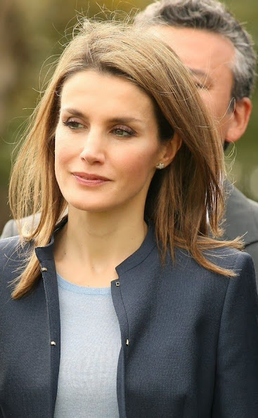 Prince Felipe and Princess Letizia attend opening of the