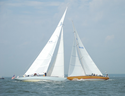 12 Meter Charters - Sailing in Newport, RI: Race to Win - 12 Meter Racing Experience in Newport, RI