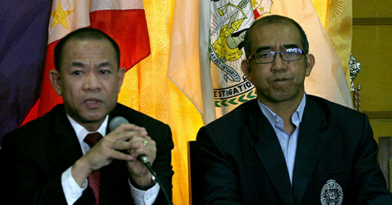 Two former NBI Officials