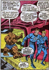 Fantastic Four Annual 6-Let There Be Life