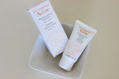 Avene Soothing Moisture Mask review