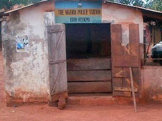 police station in nigeria