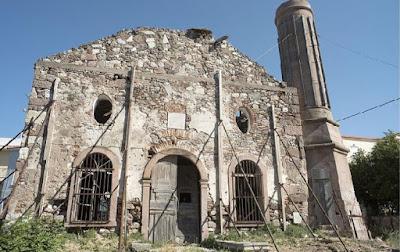 Μυτιλήνη: 1,2 εκατ. ευρώ για την αναστήλωση του ερειπωμένου Βαλιδέ Τζαμί