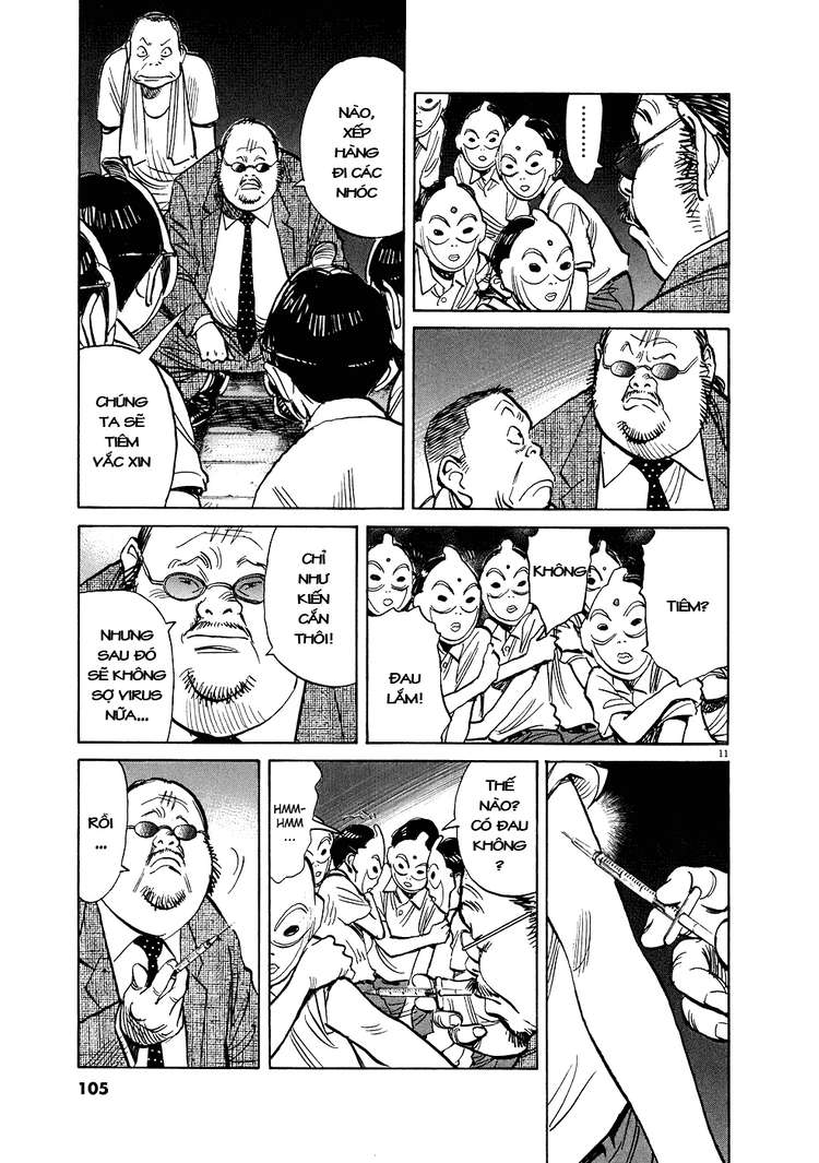 20th Century Boys chapter 242 trang 25