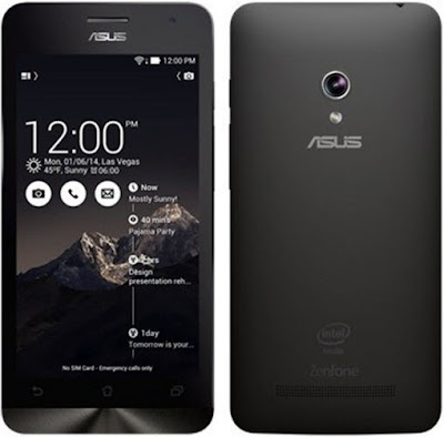 Asus Zenfone 4 Complete Specs and Features
