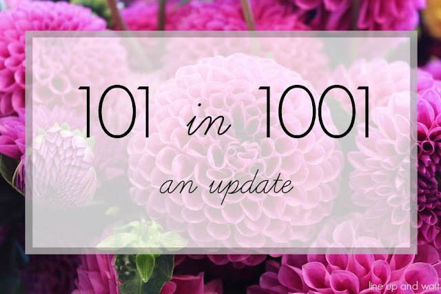 101 in 1001 | List | Goals