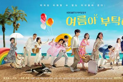 Drama Korea Home for Summer (2019) Sinopsis, Review dan Pemain Lengkap Official