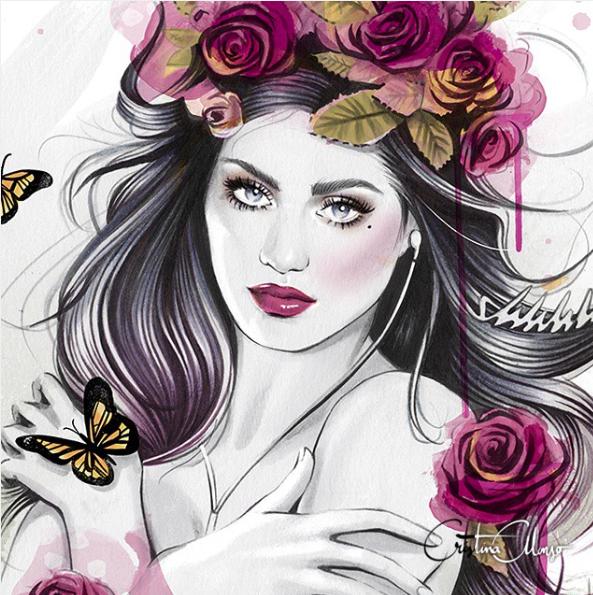 http://www.lush-fab-glam.com/2016/05/spotlight-on-art-cristina-alonso-illustrations.html