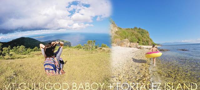 (c) Rizza Salas x Gulugod Baboy side trip to Fortalez / Oscar Island