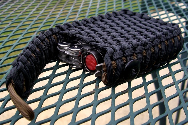 Stormdranes Blog Survival Tinplaying Card Edc Paracord Pouch