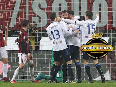 AC Milan Kalah Dari Atalanta Di San Siro