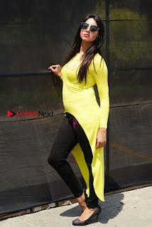 Actress Sanjana Galrani High Definition Pos at Holi Celebrations  0017.jpg
