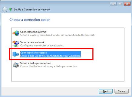 Cara setting VPN PPTP Client pada Windows 7