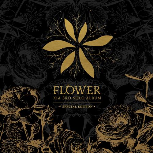 XIA (Junsu) – Flower (Special Edition)