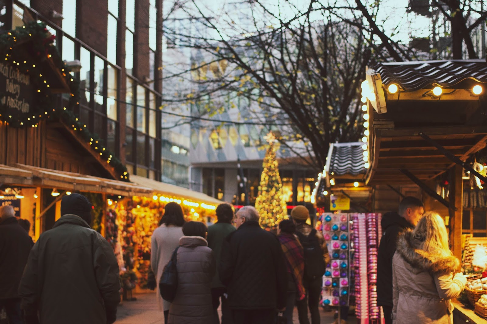 Manchester Christmas Market 2016, Manchester, Mad For It, Katie Writes,