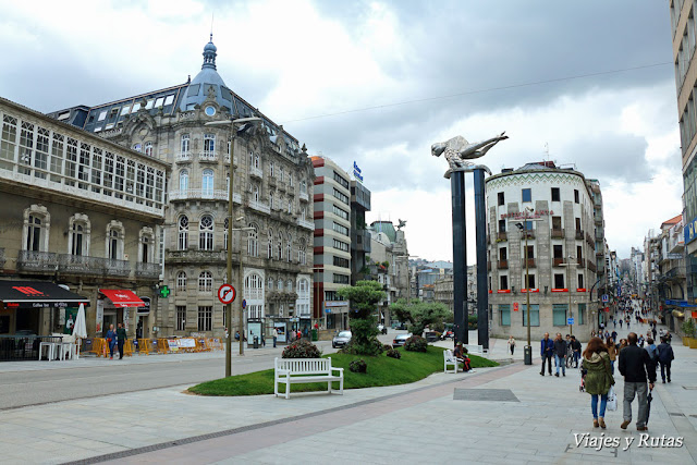 Vigo, Puerta del Sol