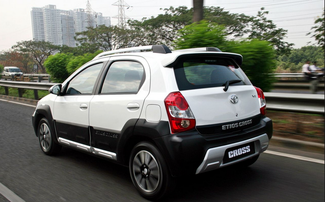 DRIVEN: TOYOTA ETIOS CROSS
