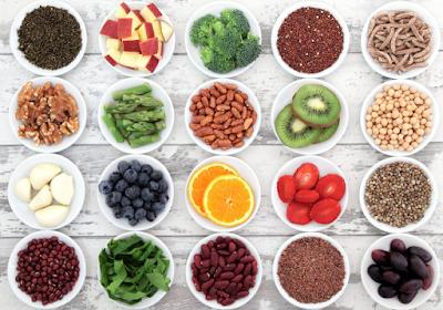 एंटीऑक्सीडेंट युक्त खाद्य पदार्थ Antioxidants