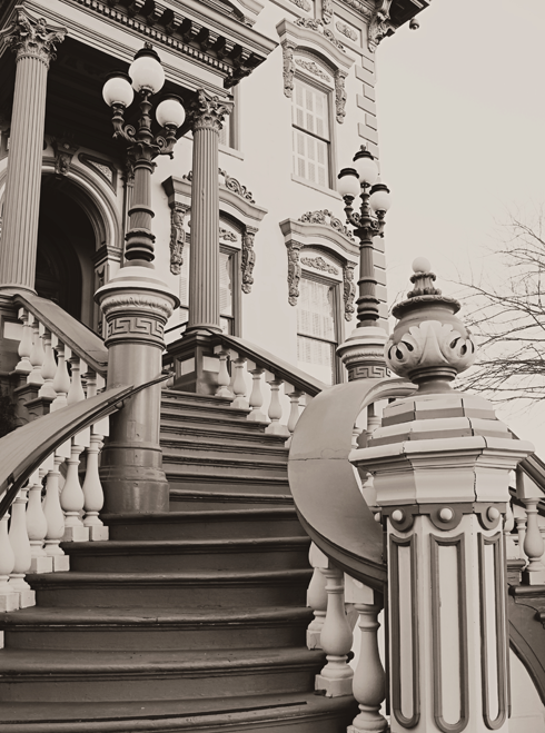 Leland Stanford Mansion Sacramento