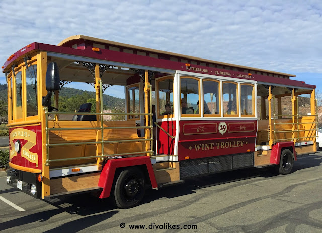 Experience With Napa Valley Wine Trolley Castello Di