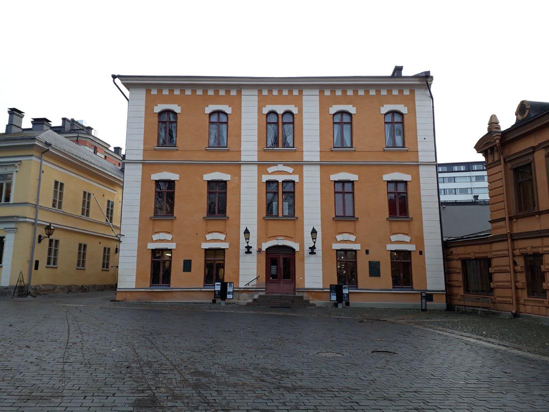 Palazzi a Åbo