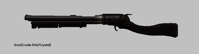 Gun [Crude Orb] Force Gunner