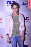 Sri Mukhi in Denim and Jacket at Max Summer Collection Launch  Exclusive 012.JPG