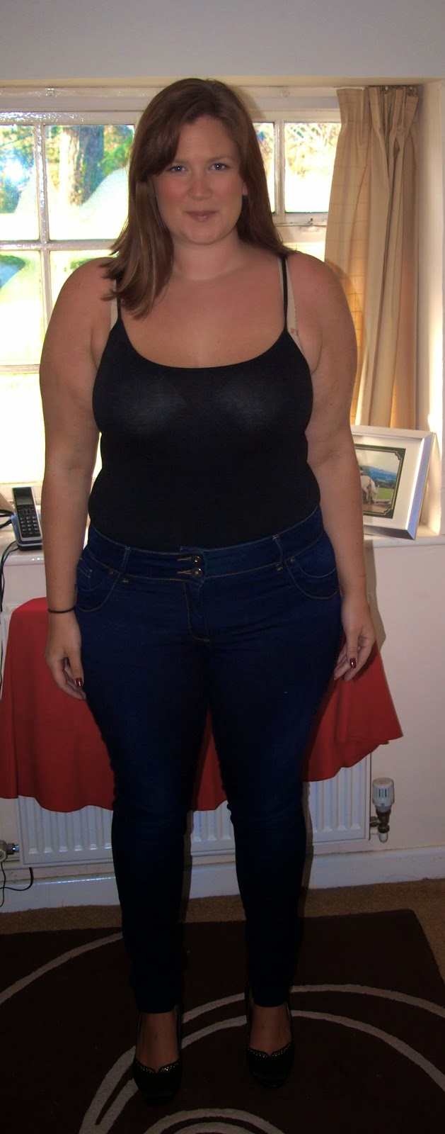 Curvy Girl Thin: A jean day ...