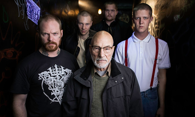 Green Room, Patrick Stewart, Competition, Green Room Limited Edition T-Shirt