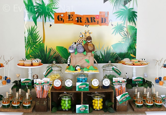 baby shower ideas and shops jungle theme