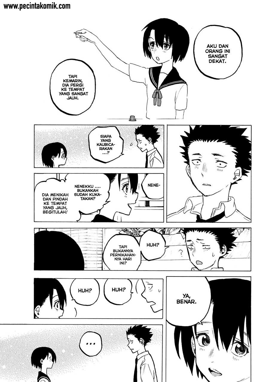 Koe no Katachi Chapter 30-14