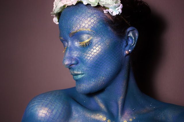 mermaid-make-up