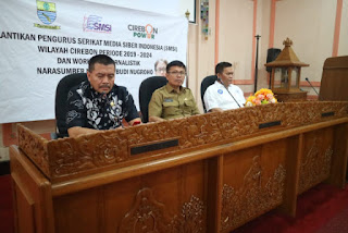 Kini Media On Line Di Cirebon Sudah Punya Wadah Yang Berbadan Hukum
