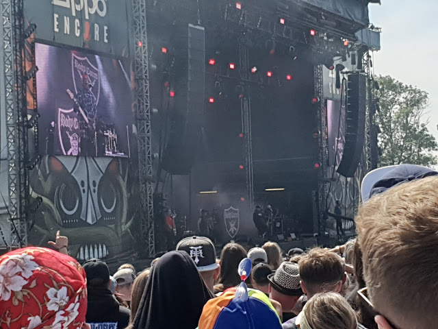 Body Count at Download UK 2018
