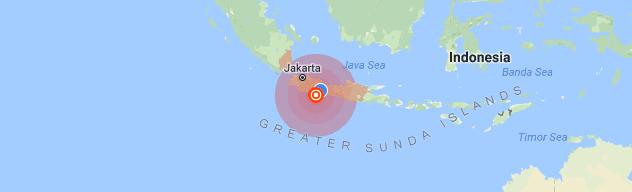 KABAR Gempa 15 Desember 2017 - Guncang Ciamis dan Sekitarnya