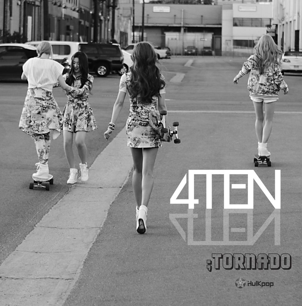 [Single] 4TEN – Tornado