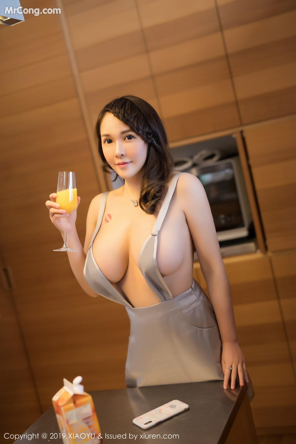 Image XiaoYu-Vol.080-miko-MrCong.com-008 in post XiaoYu Vol.080: 沈蜜桃miko (47 ảnh)