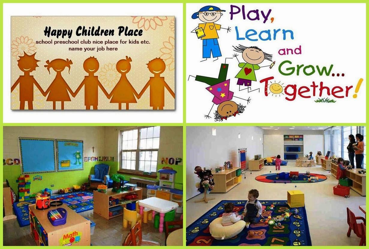 What Is A Nursery School