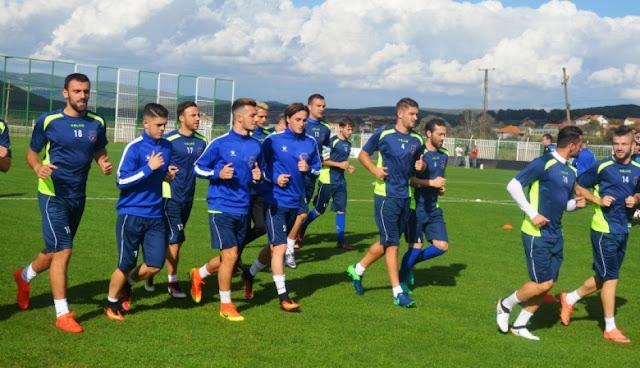 Kelme se convierte en primer sponsor de la historia de Kosovo