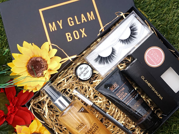 Unboxing My Glambox; July Edition