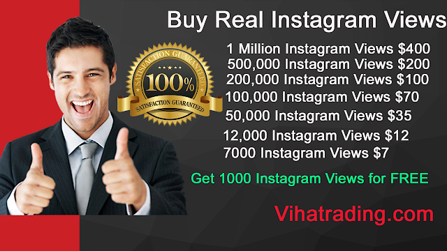 Buy Real Instagram Views